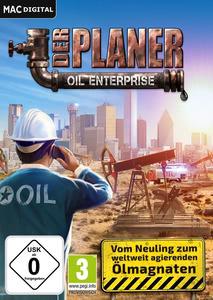 Verpackung von Der Planer: Oil Enterprise [Mac]