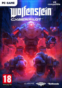 Packaging of Wolfenstein: Cyberpilot [PC]