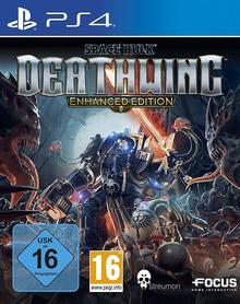 Verpackung von Deathwing: Space Hulk Enhanced Edition [PS4]