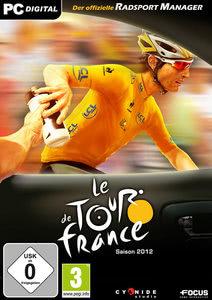 Verpackung von Le Tour de France Saison 2012 - Der offizielle Radsport Manager 2012 [PC]