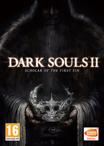 Packaging of Dark Souls 2 - Scholar of the First Sin [PC]