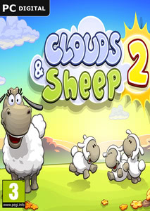 Packaging of Clouds & Sheep 2 [PC / Mac]