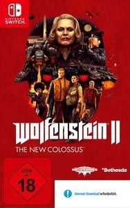 Verpackung von Wolfenstein II: The New Colossus [Switch]