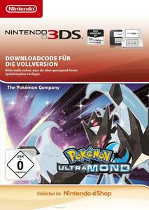 Verpackung von Pokémon Ultramond [3DS]