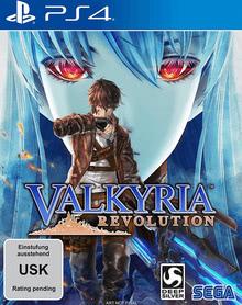 Verpackung von Valkyria Revolution Day One Edition [PS4]