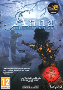Verpackung von Anna: Extended Edition [PC]