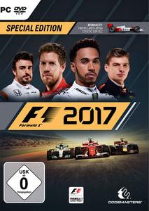 Verpackung von F1 2017 Special Edition [PC]
