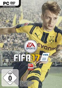 Verpackung von Fifa 17 [PC]