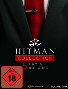 Verpackung von Hitman Collection [PC]