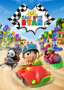 Verpackung von Race with Ryan [PC]