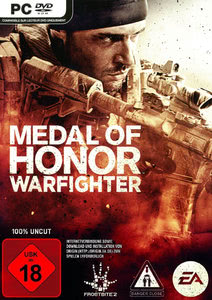 Verpackung von Medal of Honor: Warfighter [PC]