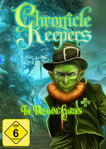Verpackung von Chronicle Keepers: The Dreaming Garden [PC]