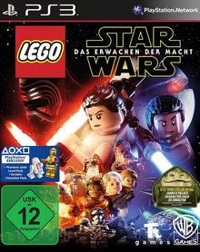 Verpackung von LEGO Star Wars: Das Erwachen der Macht [PS3]