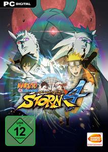 Verpackung von Naruto Shippuden - Ultimate Ninja Storm 4 [PC]