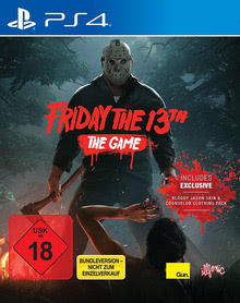 Verpackung von Friday the 13th [PS4]