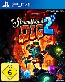 Verpackung von Steamworld Dig 2 [PS4]
