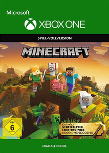 Verpackung von Minecraft Master Collection [Xbox One]