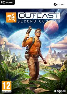 Packaging of Outcast - Second Contact [PC]