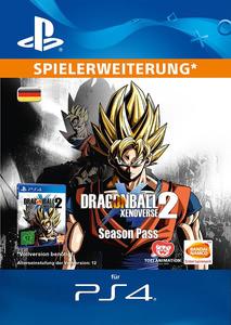 Verpackung von Dragon Ball Xenoverse 2 Season Pass [PS4]