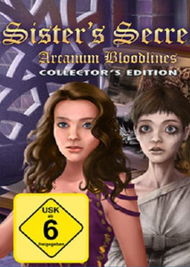 Packaging of Sister's Secrecy Collector's Edition [PC]