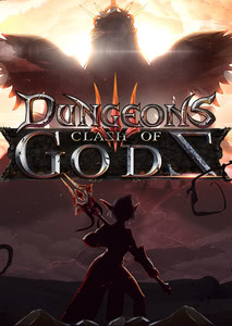 Packaging of Dungeons 3 Clash of Gods [PC / Mac]