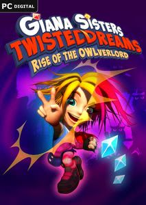 Packaging of Giana Sisters: Twisted Dreams - Rise of the Owlverlord [PC]