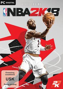 Verpackung von NBA 2K18 [PC]