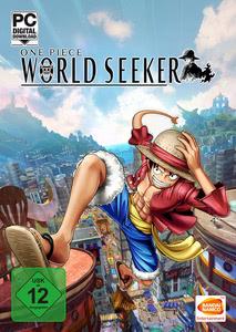 Verpackung von ONE PIECE: World Seeker [PC]