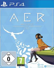 Verpackung von AER: Memories of Old Standard [PS4]