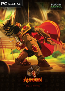 Packaging of Aurion - Legacy of the Kori-Odan [PC]