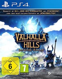 Verpackung von Valhalla Hills Definitive Edition [PS4]