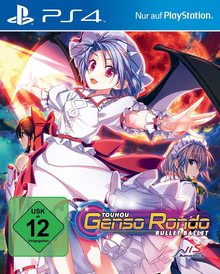 Verpackung von Touhou Genso Rondo Bullet Ballet [PS4]
