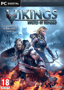 Packaging of Vikings: Wolves of Midgard [PC]