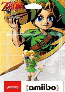 Verpackung von amiibo - Link Majoras Mask [Wii U / 3DS / Switch]