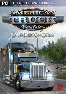 Verpackung von American Truck Simulator - Oregon [PC]