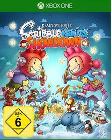 Verpackung von Scribblenauts: Showdown [Xbox One]