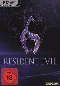 Verpackung von Resident Evil 6 [PC]
