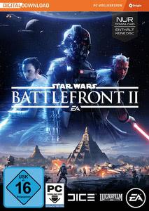 Verpackung von Star Wars Battlefront 2 Code in der Box [PC]