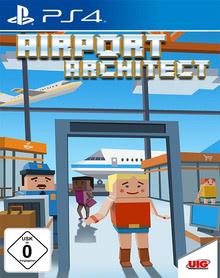 Verpackung von Airport Architect [PS4]