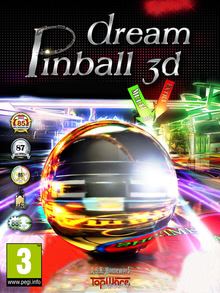 Packaging of Dream Pinball 3D [PC]