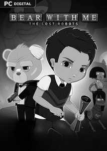 Verpackung von Bear With Me: The Lost Robots [PC]