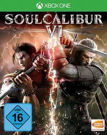 Verpackung von SoulCalibur VI [Xbox One]