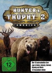 Verpackung von Hunter's Trophy 2 - America [PC]