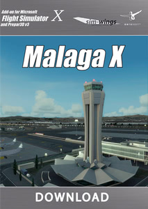 Packaging of FSX Malaga X [PC]