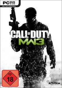 Verpackung von Call of Duty: Modern Warfare 3 [PC]