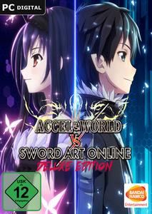 Verpackung von Accel World vs. Sword Art Online Deluxe Edition [PC]