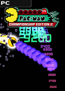 Packaging of PAC-MAN Championship Edition DX+ & All You Can Eat Bundle [PC]