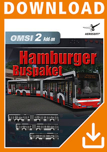 Packaging of OMSI 2 Hamburg Buses [PC]