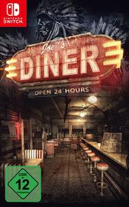 Verpackung von Joe's Diner [Switch]