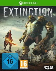 Verpackung von Extinction [Xbox One]